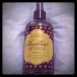 Victoria's Secret Insatiable Hazelnut Truffle Mist